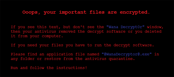 How to recover  WNCRY files | MalwareFixes Forum